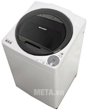 Máy giặt cửa trên 8 kg Sharp ES-U80GV-H có thiết kế hiện đại