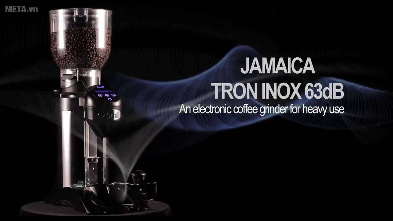 Máy xay cà phê Cunill Kenia-tron on demand tiện lợi sử dụng