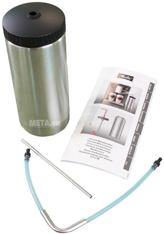 Bình đựng sữa Melitta Caffeo Thermal Milk có dung tích 500ml