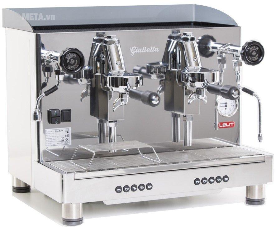 Máy pha cà phê Lelit Giulietta PL2SVH - 2Gr có thiết kế hiện đại