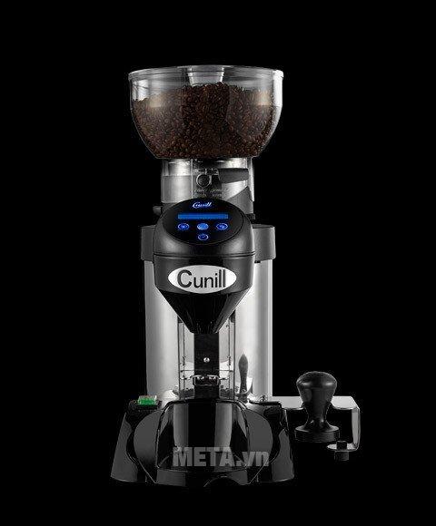 Máy xay cà phê Cunill Kenia-tron on demand có màn hình cảm ứng hiện đại