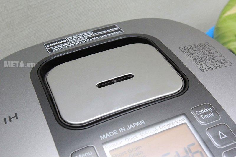 Nồi cơm điện tử cao tần Panasonic SR-HB184KRA - 1.8 lít được sản xuất tại Nhật Bản