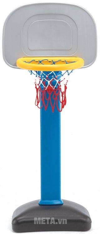 Hình ảnh cột ném bóng rổ cho bé BS-03