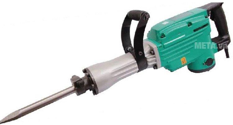 Máy đục bê tông 1010W DCA AZG02-15 (Z1G-FF02-15) có khả năng kiểm soát rung lắc.