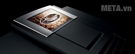 Máy pha cà phê tự động Jura Impressa F9 Piano Black giúp pha cà phê nhanh gấp 2 lần
