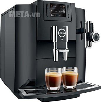 Máy pha cà phê tự động Jura Impressa E8 chất lượng cao cấp
