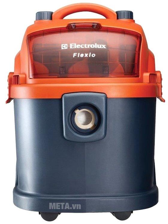 Máy hút bụi Electrolux Z931 có đèn báo đầy giúp xả bụi kịp thời