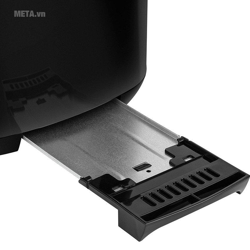 Máy nướng bánh mì Electrolux ETS3505 có khay nướng dễ dàng tháo rời