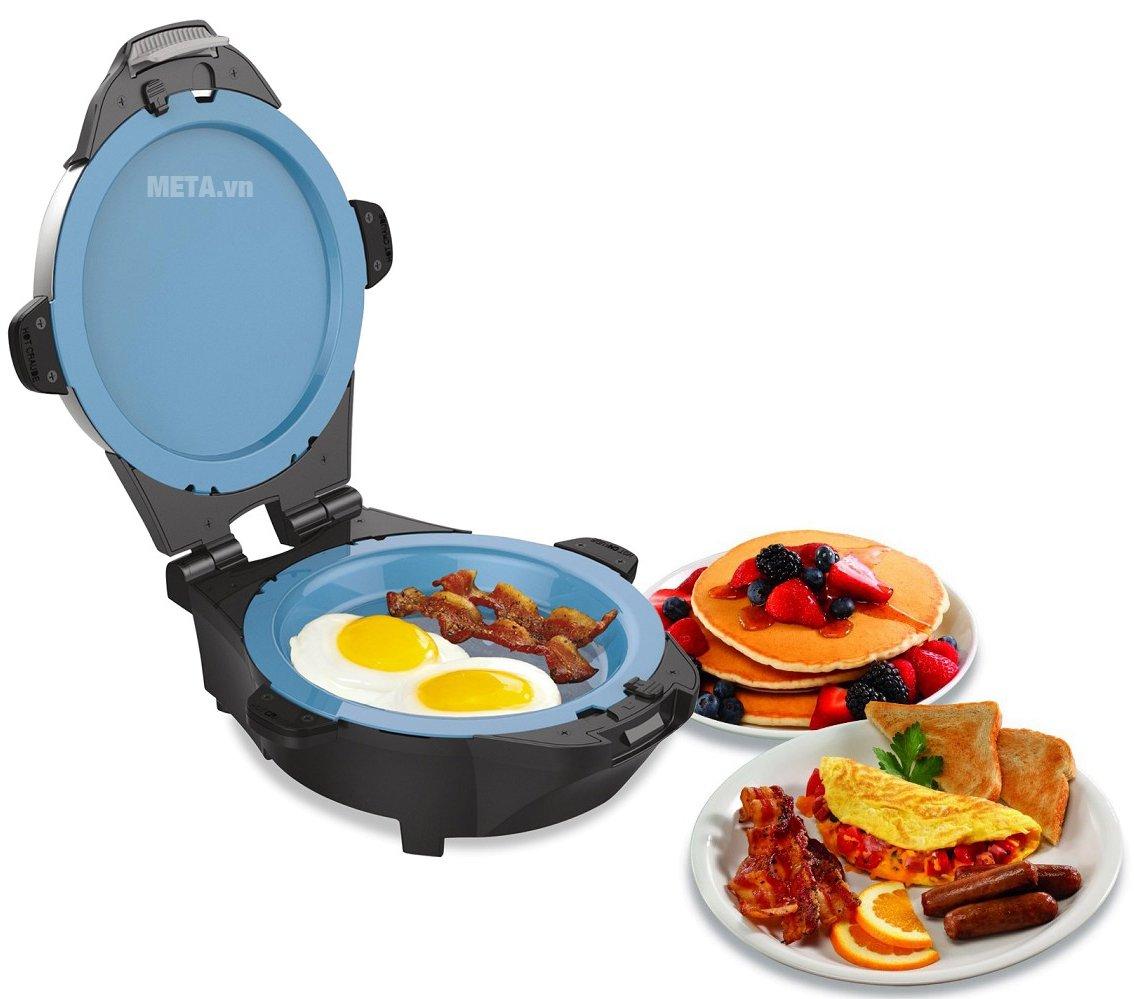 Máy nướng bánh Waffle Hamilton Beach 26049-IN giúp chế biến bữa sáng tiện lợi hơn