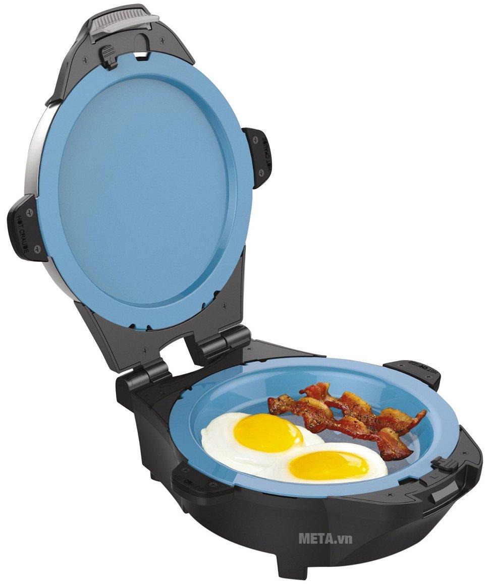 Hình ảnh máy nướng bánh Waffle Hamilton Beach 26049-IN