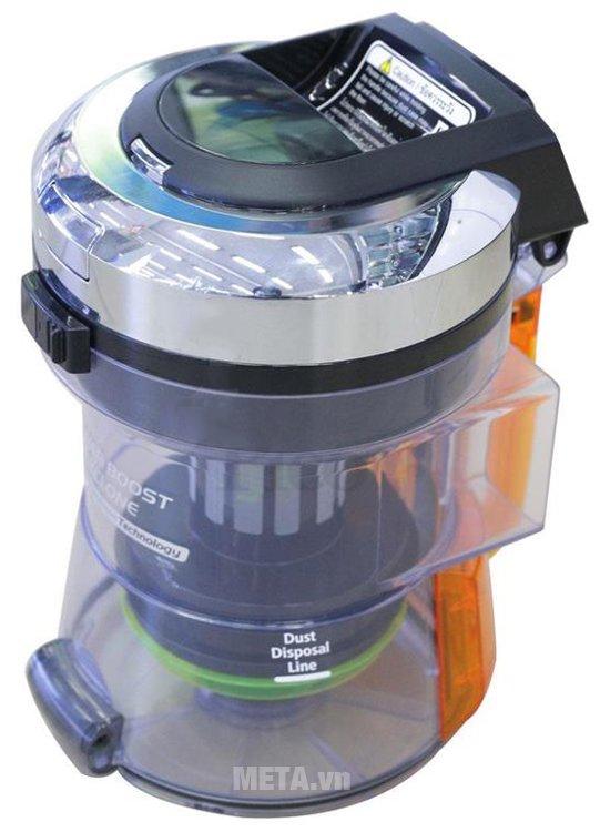 Máy hút bụi Hitachi CV-SC220V giúp công việc nhà cửa trở nên nhẹ nhàng hơn