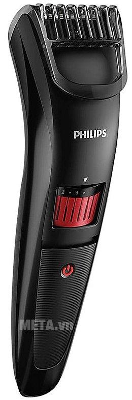 Máy tạo kiểu râu Philips QT4005 dễ dàng sử dụng