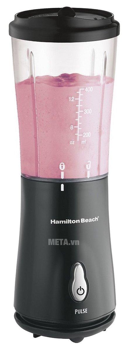 Máy xay sinh tố Hamilton Beach 51101-IN nút điều khiển tiện lợi