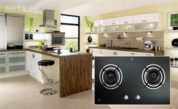 Bếp âm Electrolux EGT7526CK phù hợp với mọi không gian bếp