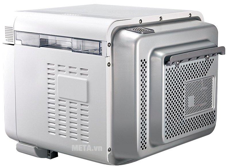 Lò hấp nướng đối lưu Panasonic NU-SC100WYUE - 15 lít có lỗ thoát hơi tiện lợi