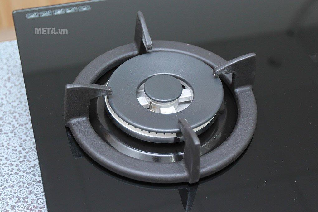 Bếp âm Electrolux EGT7627CK có đầu hâm tiết kiệm ga