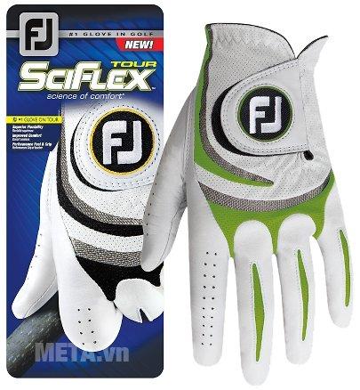 Găng tay Golf nam SCIFLEX Tour 68203 kiểm soát độ ẩm tốt