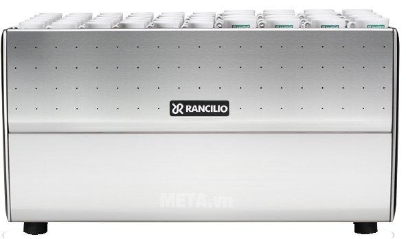 Máy pha cà phê Rancilio Classe 9 USB - 2 Groups có hệ thống sưởi ly