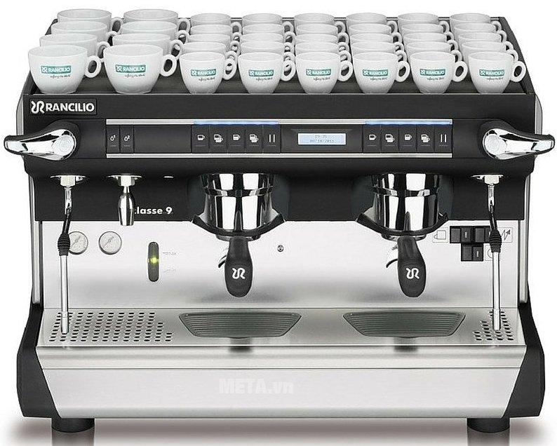 Hình ảnh máy pha cà phê Rancilio Classe 9 USB - 2 Groups
