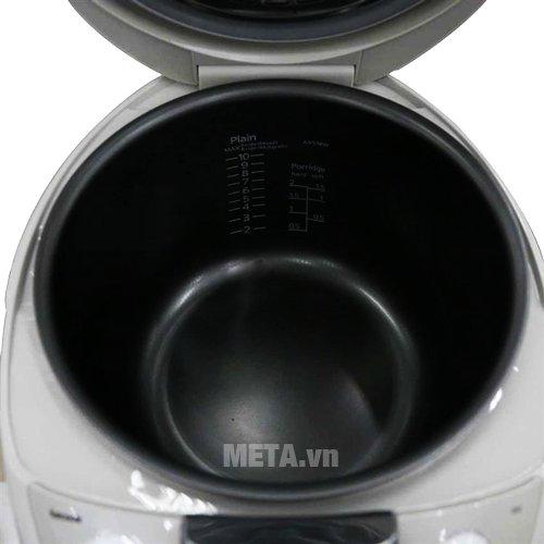 Nồi cơm  điện Tiger JAX-R18W - 1.8 lít có lòng nồi chống dính
