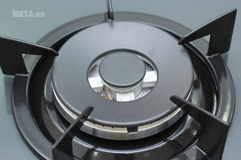 Bếp âm Electrolux EGT7627EG có kiềng bếp chắc chắn