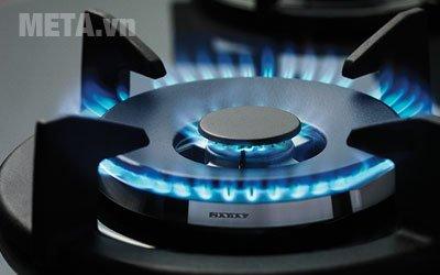 Bếp âm Electrolux EGT7637CK cho ngọn lửa màu xanh