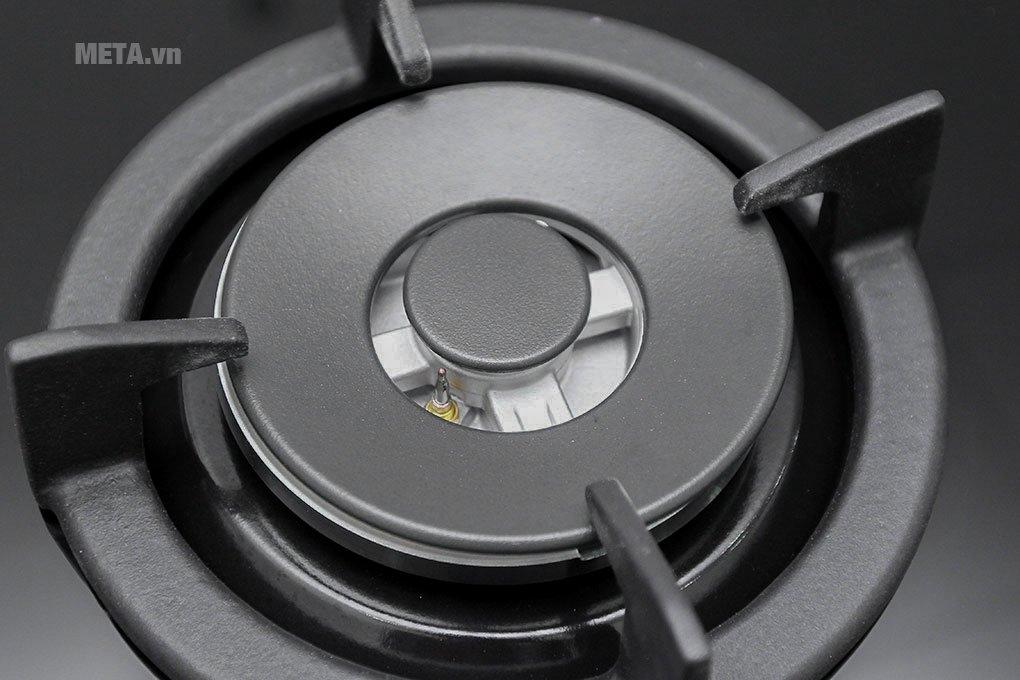 Bếp âm Electrolux EGT8028CK có kiềng bếp chắc chắn