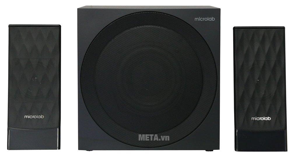 Hình ảnh loa máy tính Microlab M300BT