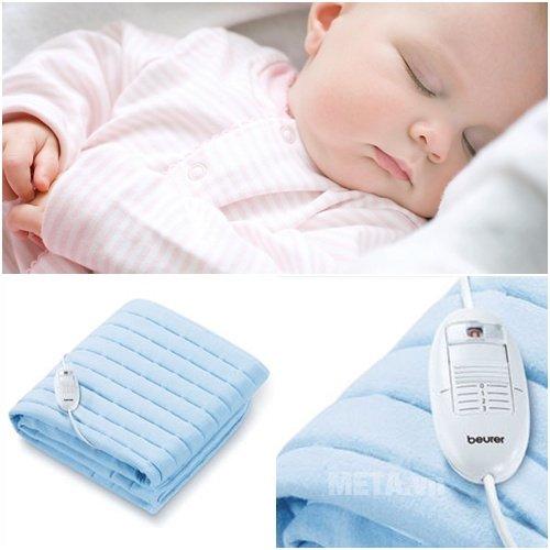Đệm điện cao cấp TS20 giúp bé có giấc ngủ ngon hơn