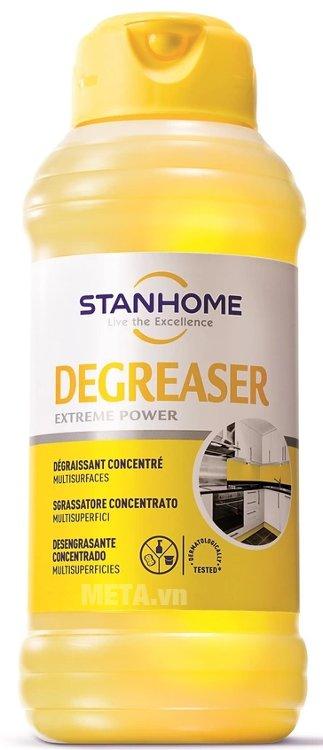 Hình ảnh dung dịch tẩy dầu mỡ đa năng cho nhà bếp Degreaser Stanhome 750ml