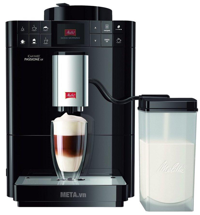 Hình ảnh máy pha cà phê Melitta Caffeo Passione OT