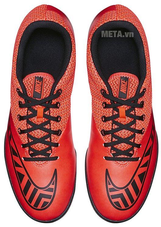 Giầy bóng đá Nike Mercurialx Pro TF 725245-608 mang lại cảm giác thoải mái cho người dùng