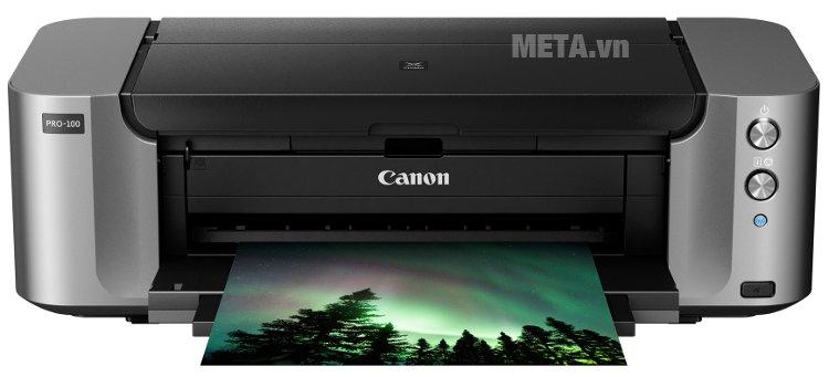 Hình ảnh máy in phun màu Canon Pixma Pro-100