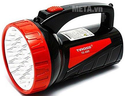 Hình ảnh đèn pin sạc điện Tiross TS-689