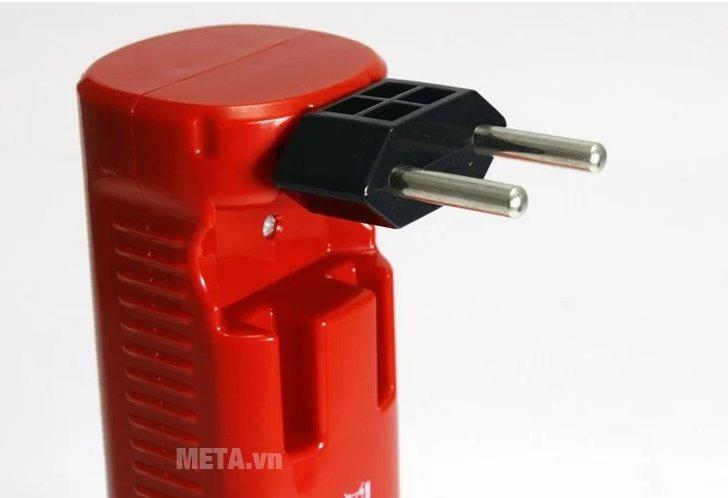 Đèn pin sạc điện Tiross TS-1128-1 có thể sạc pin tiện lợi