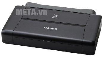 Máy in phun màu Canon PIXMA iP110 có thiết kế nhỏ gọn