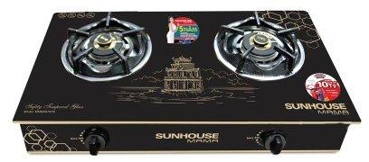 Bếp ga dương kính Sunhouse MAMA MMBB0787B có thiết kế cao cấp