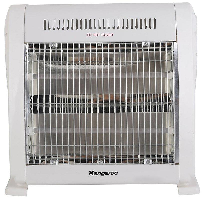 Đèn sưởi Halogen Kangaroo KG1016 có thiết kế tiện lợi