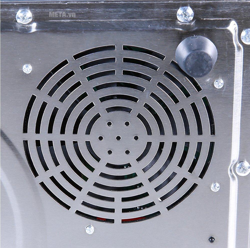 Bếp hồng ngoại cảm ứng Sunhouse SHD6017 có đế chắc chắn