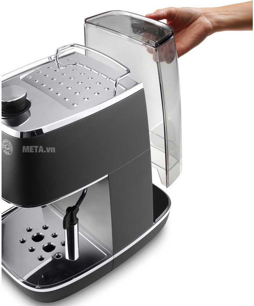 Máy pha cà phê Delonghi Distina ECI 341.BK có thể tháo rời