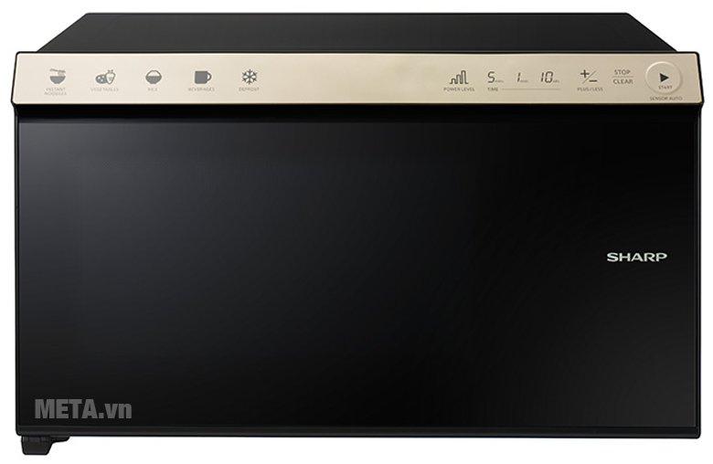 Lò vi sóng điện tử Sharp R-29D2-VN có thiết kế cao cấp