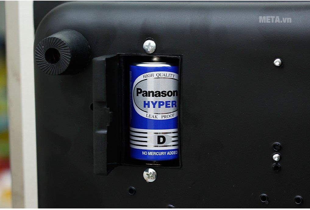 Bếp ga âm kính Sunhouse SHB8836 có hệ thống đánh lửa bằng pin