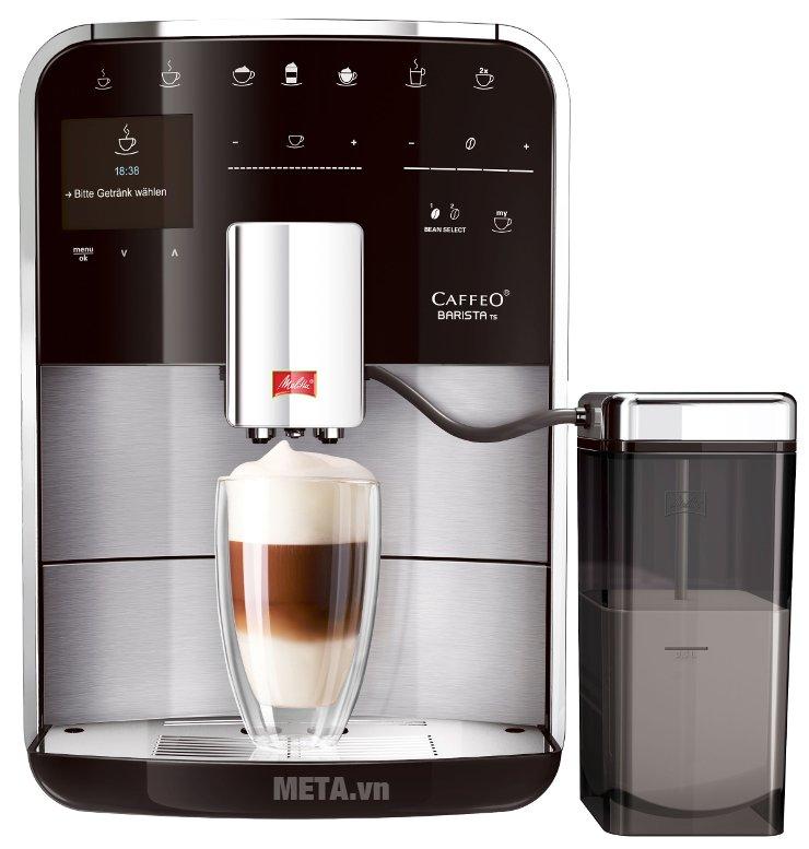 Hình ảnh máy pha cà phê CAFFEO Barista TS