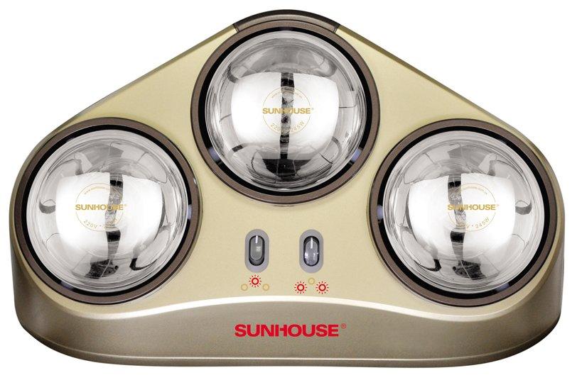 Hình ảnh đèn sưởi nhà tắm Sunhouse SHD3823