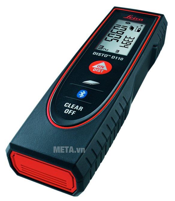 Máy đo khoảng cách laser Leica DISTOTM D110 giúp xác định chính xác