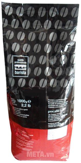 Cà phê hạt Procaffe Intenso