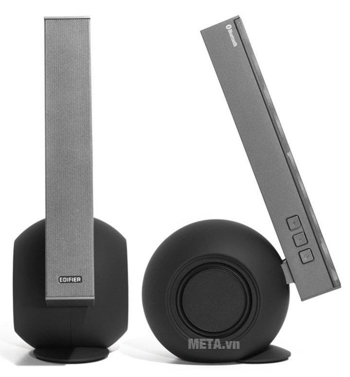 Loa 2.0 Bluetooth Edifier E10 BT có khả năng kết nối không dây