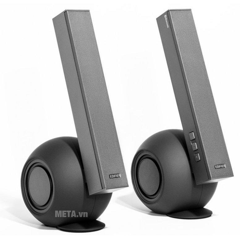 Loa 2.0 Bluetooth Edifier E10 BT được thiết kế cao cấp