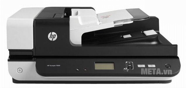 Máy quét scan HP 7500 có thiết kế hiện đại