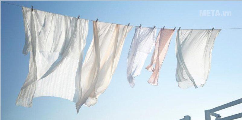 Máy giặt Electrolux EWF12853S có nhiều chức năng